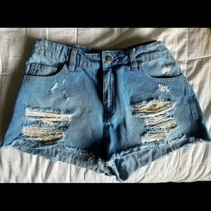 **BRAND NEW** Jean Shorts